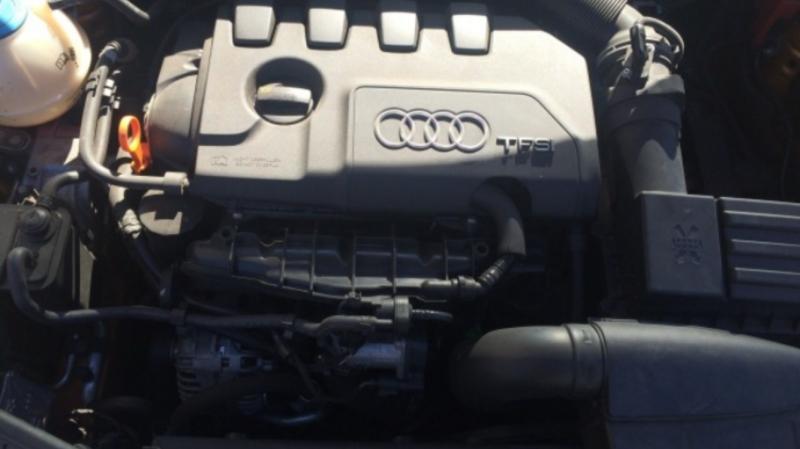 Audi TT, 2009