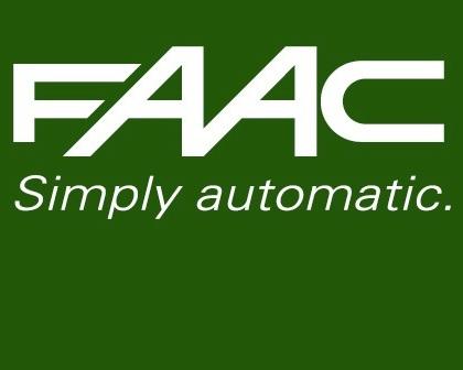 Приводы для ворот FAAC. Продажа и установка