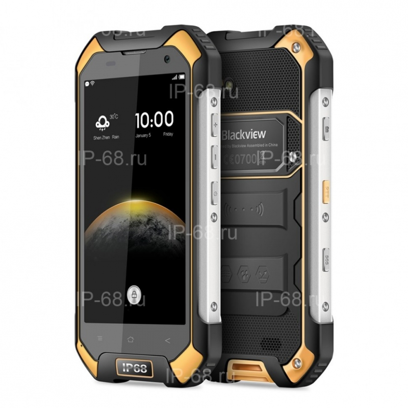 Blackview BV6000 Octa Core LTE IP-68