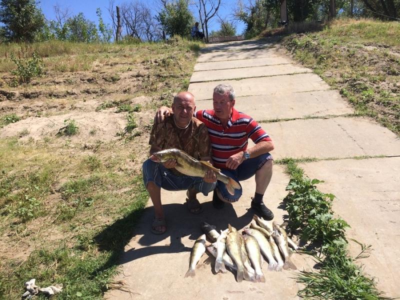 Рыболовная база отдыха Золотая Дельта, Астраханская область.