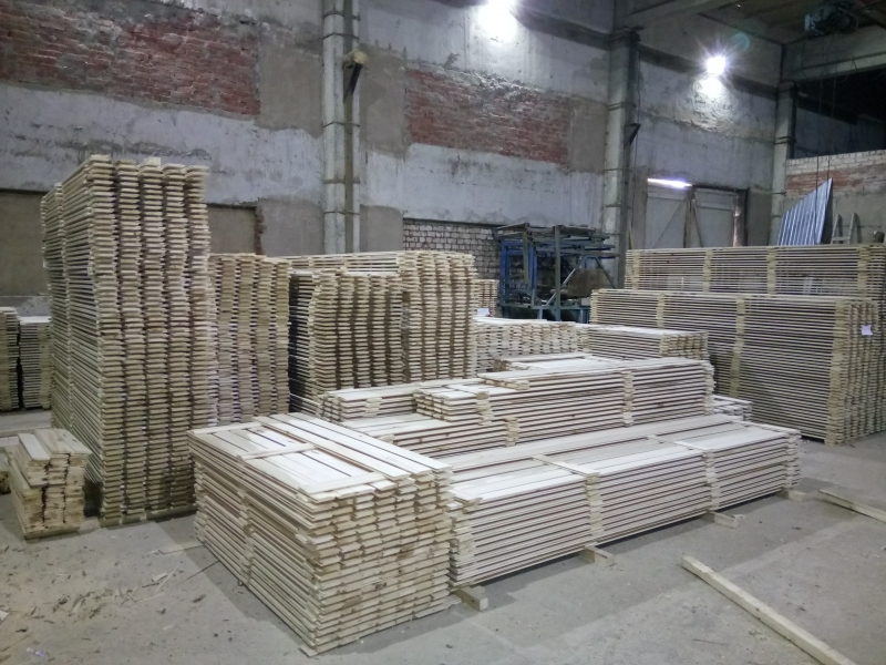 Вагонка и др. изделия от производителя