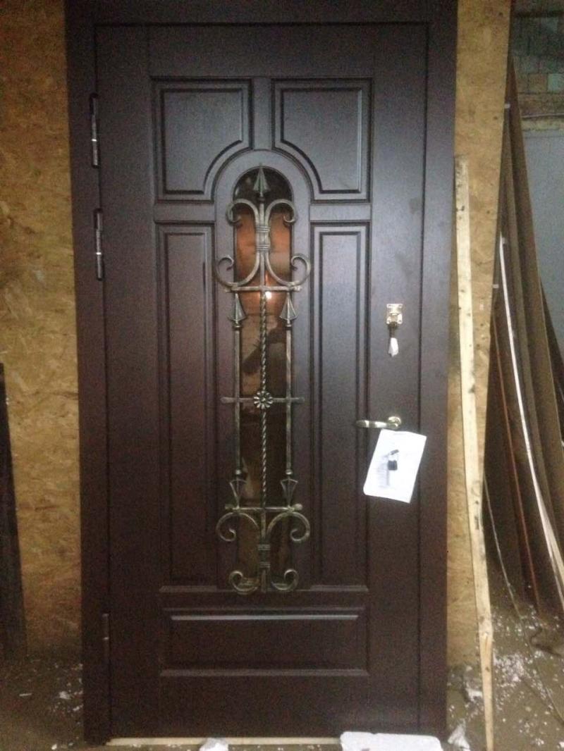 Изготовление установка металлических дверей!!!