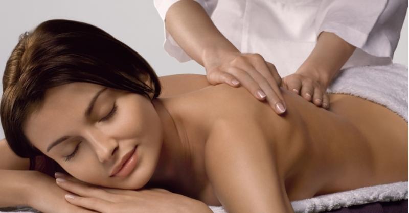 Профессиональный массаж в Москве
