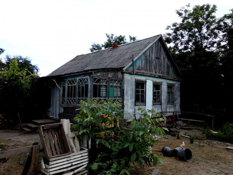 Дом 52 кв.м и земельный участок 5000 кв.м.