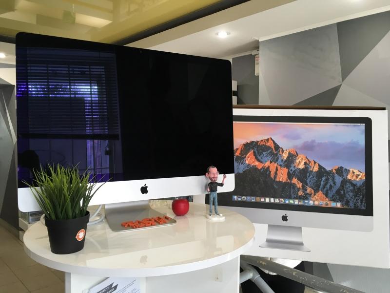 Apple iMac 27 Retina 5K + мышь и клавиатура