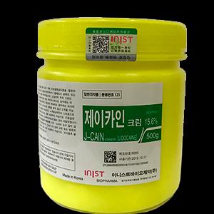 Охлаждающий крем J-cain 500гр (Джикаин) с доставкой по РФ