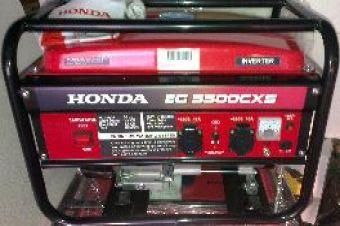 япоский электрогенератор Хонда сделано в Токио