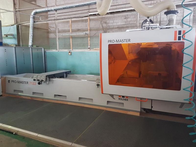 Обрабатывающий центр с ЧПУ Holz-Her Pro-Master 7122K