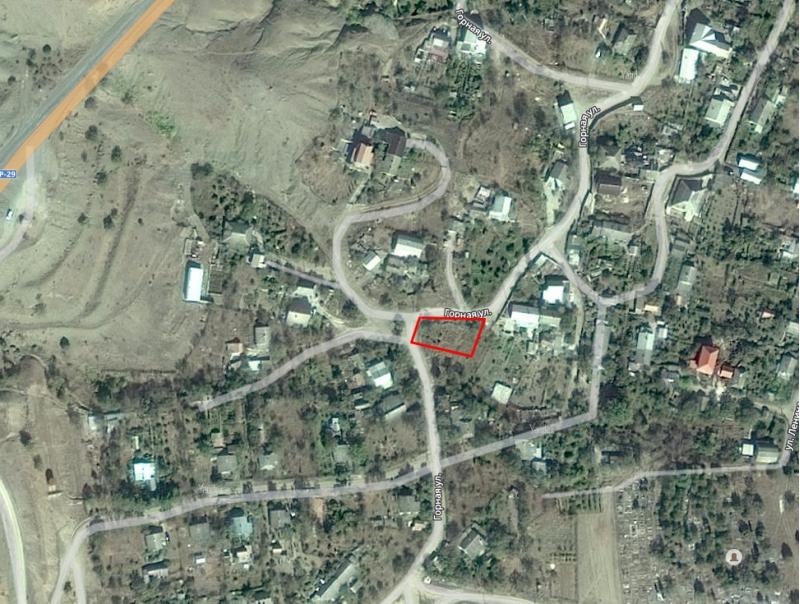 Продам участок недалеко от моря в Крыму