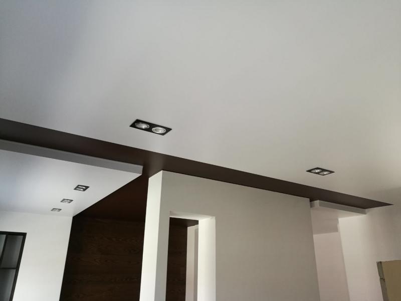 Натяжные потолки от монтажников