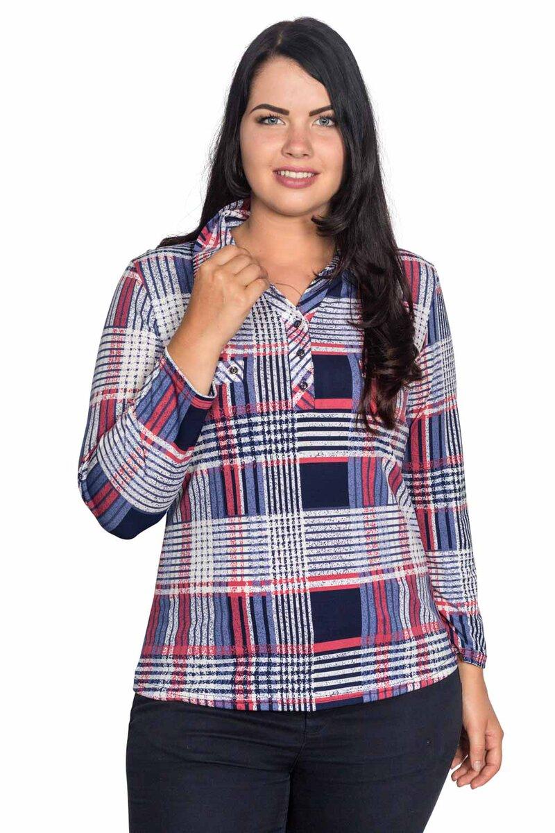 Женская одежда больших размеров Илона оптом и в розницу