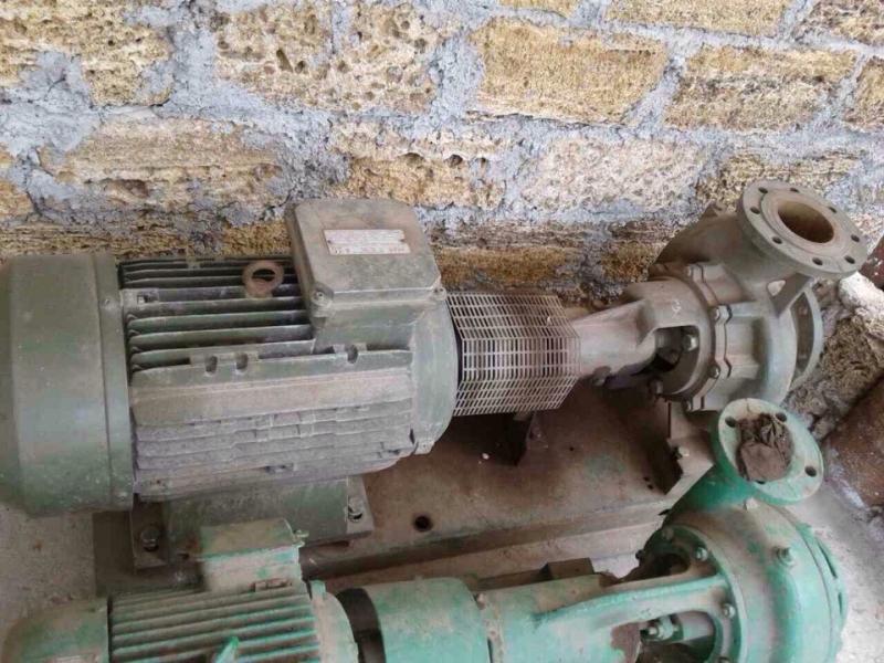 Центробежный насос SAER NCBZ 2P. 100-200/B