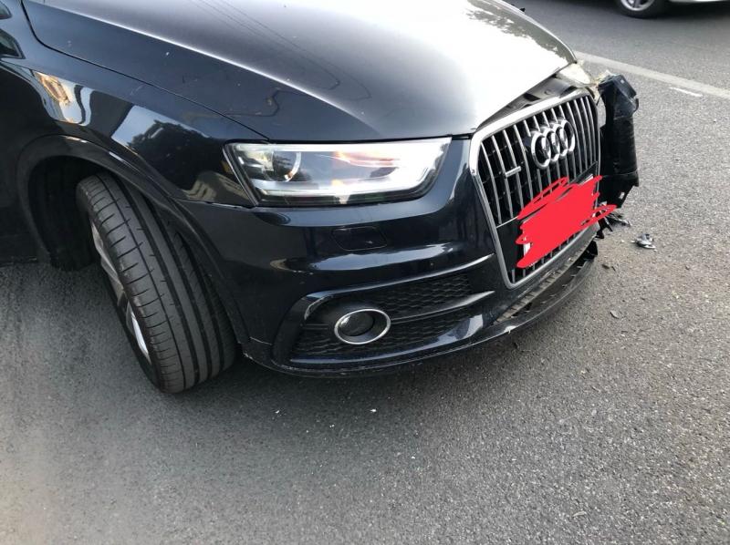 Audi Q3, 2013