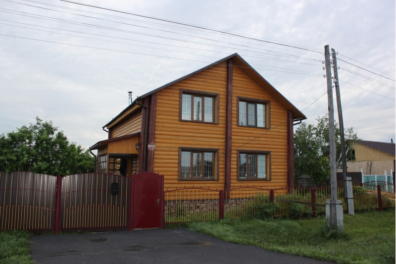 Дом новый,деревянный 128 м2