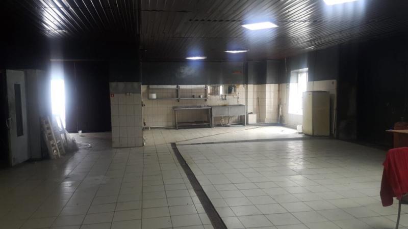 производственные помещения в производственно-складском комплексе
