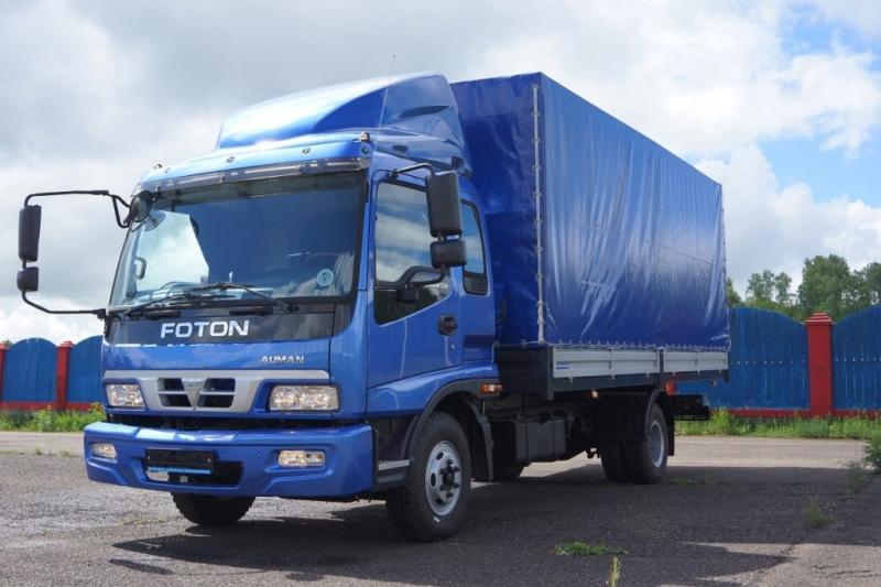 Ремонт грузовиков Фотон