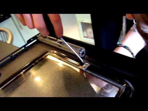 Замена стекла духового шкафа своими руками