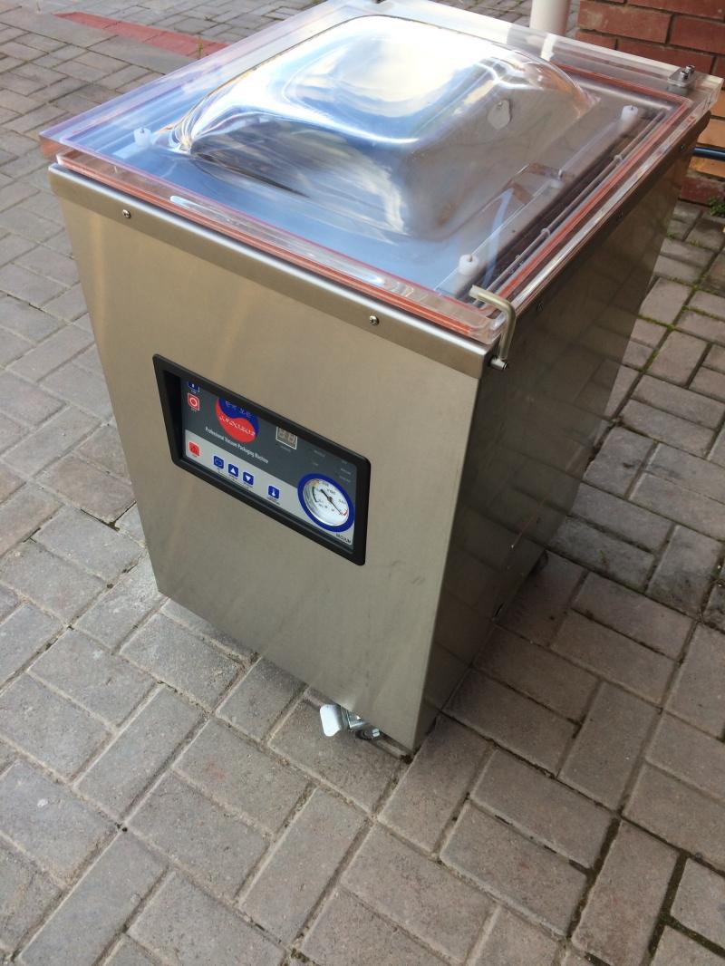 Запайщик пакетов INDOCOR вакуум/газ