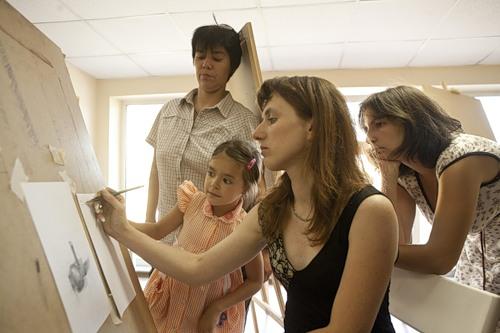 Обучение рисованию индивидуально взрослых и детей