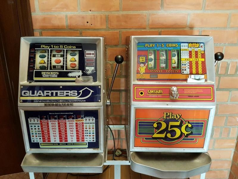 распродаем игровые автоматы