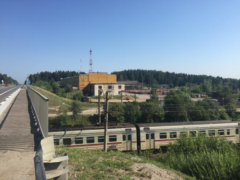 Промышленный комплекс(склад) с Ж/Д и авто подъездными путями