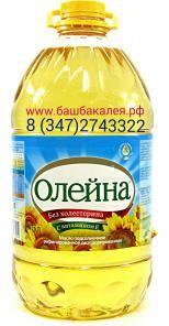 Масло подсолнечное оптом в Уфе