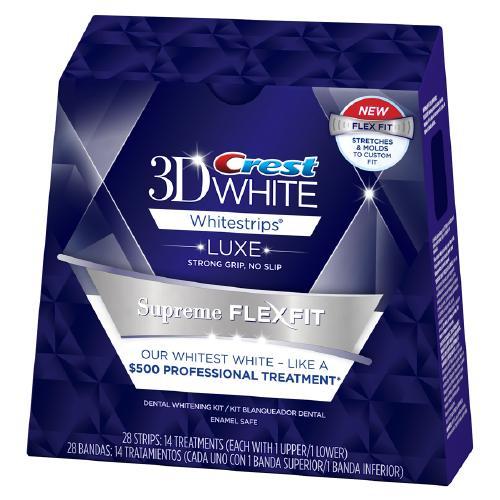Crest 3d white glamorous цена