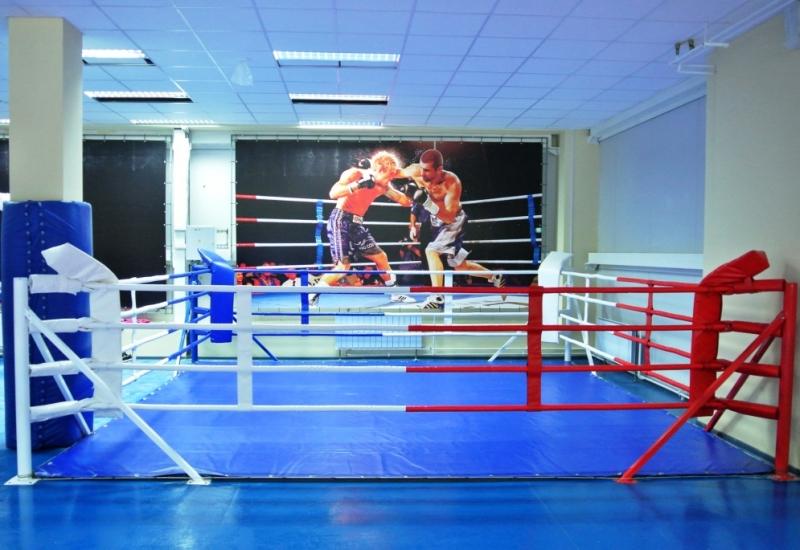 Ринги боксерские и клетки для ММА