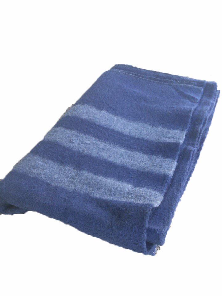 Одеяло военное плотность 700 гр/м2, размер -  125*205