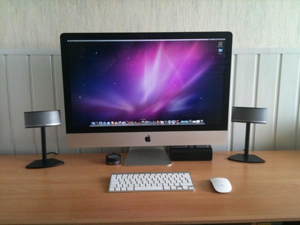 Продам iMac 27 дюймов в связи со срочным переездом