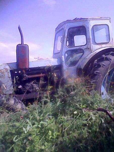 Продам трактор т40м