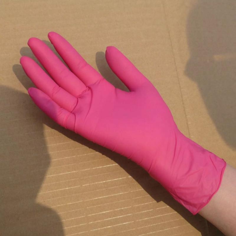 Продажа оптом и в розницу нитриловых перчаток