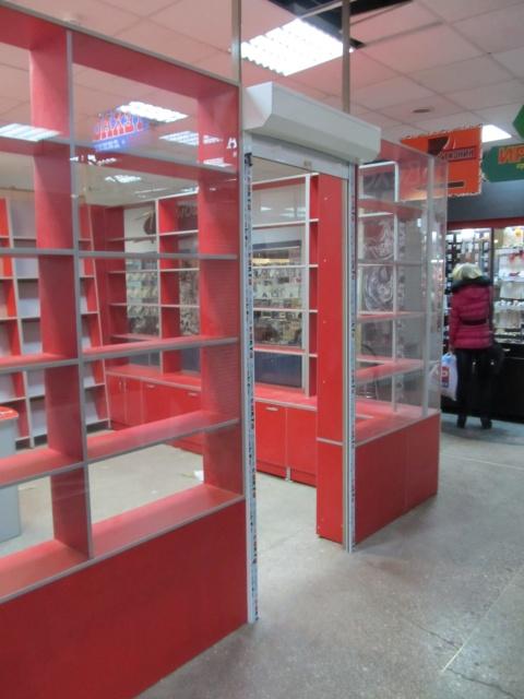Оборудование для складов и магазинов (стеллажи)