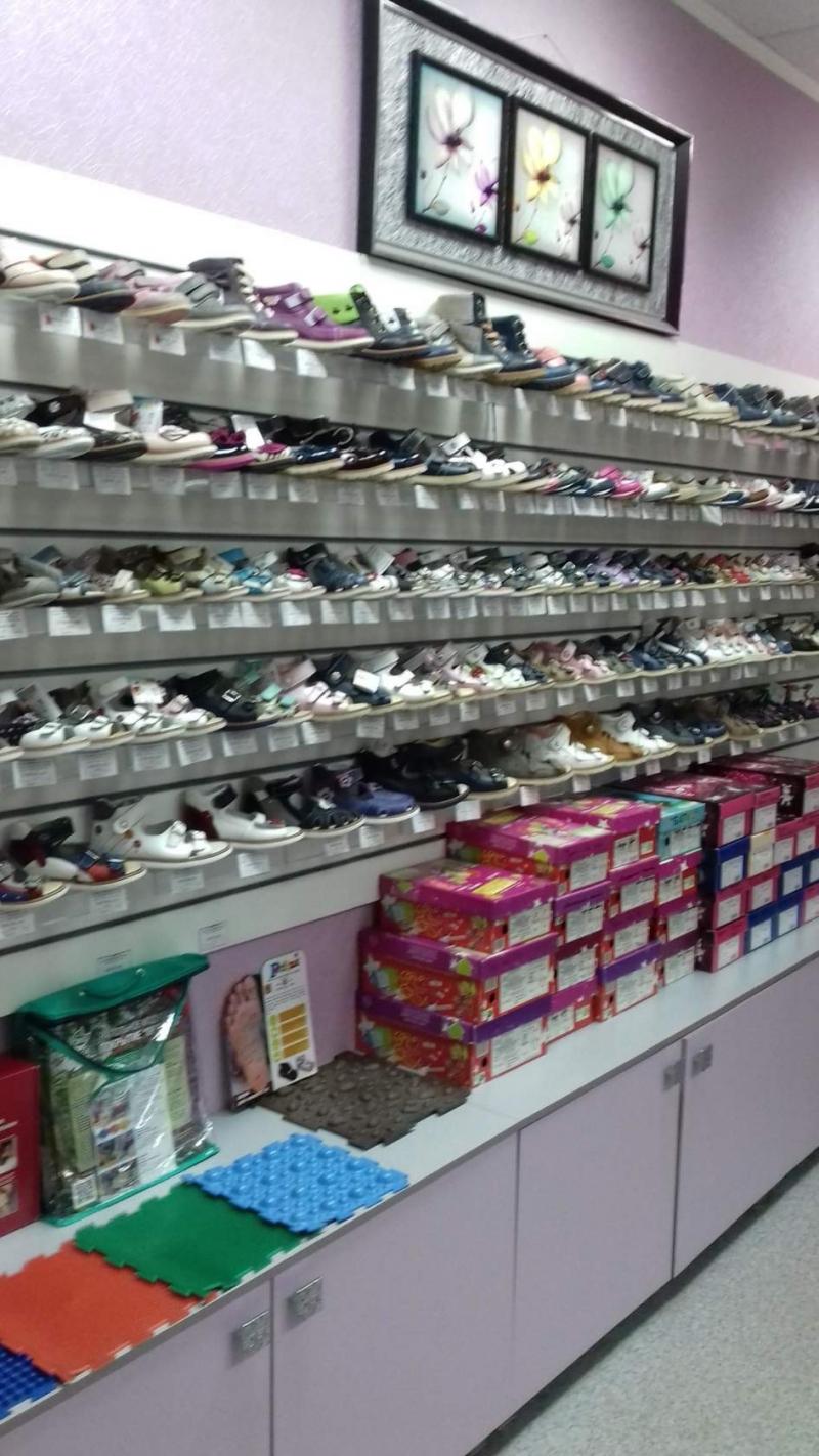 Продам магазин детской обуви