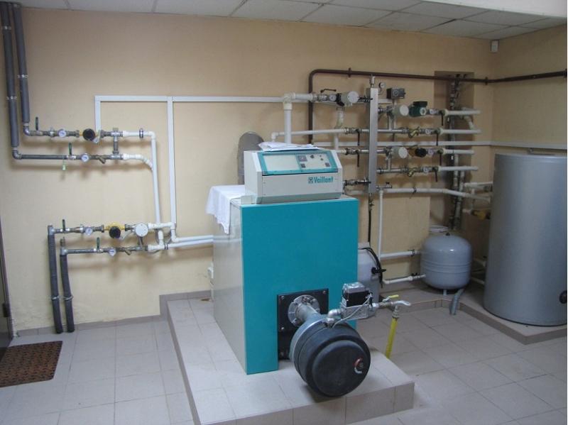 Котельные и системы отопления в Московской области