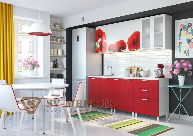 Кухонный гарнитур Маки (1,8 м)