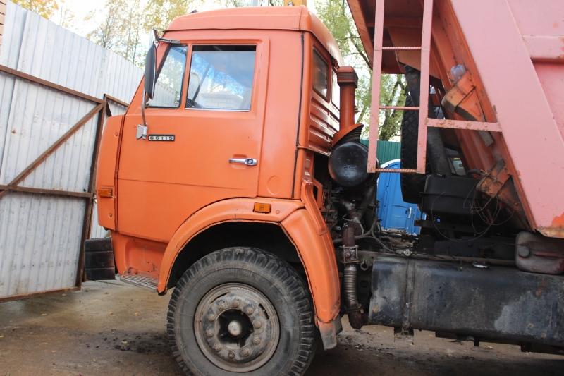 КАМАЗ-65115  2003 года