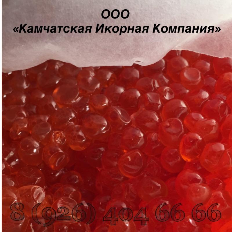 Красная икра и рыба на Москве