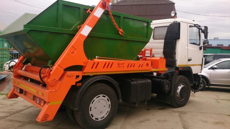 Вывоз строительного и бытового мусора