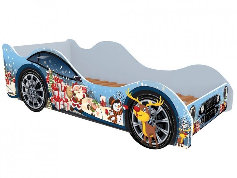 Детские кроватки машинки