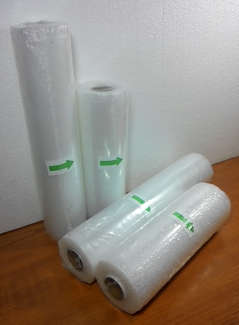 Пленка в рулоне для вакуумного упаковщика