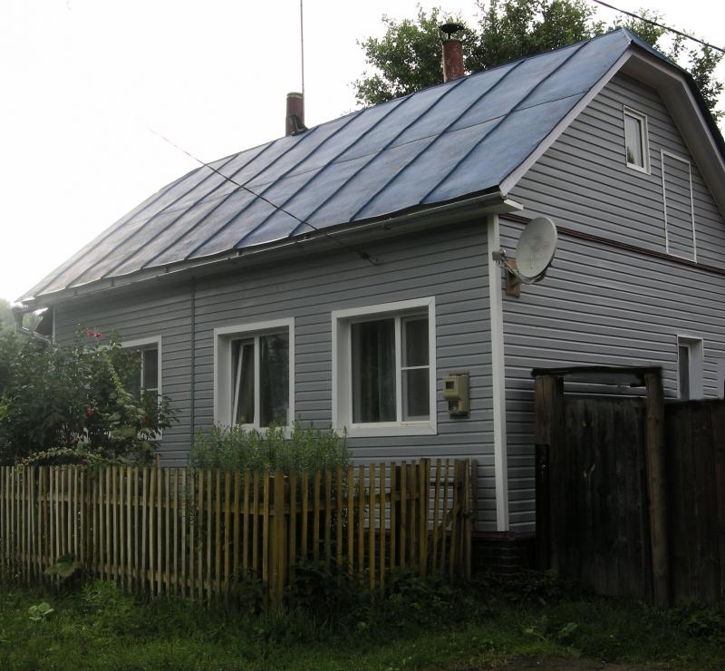 Дом 43 м2 с земельным участком 16 соток