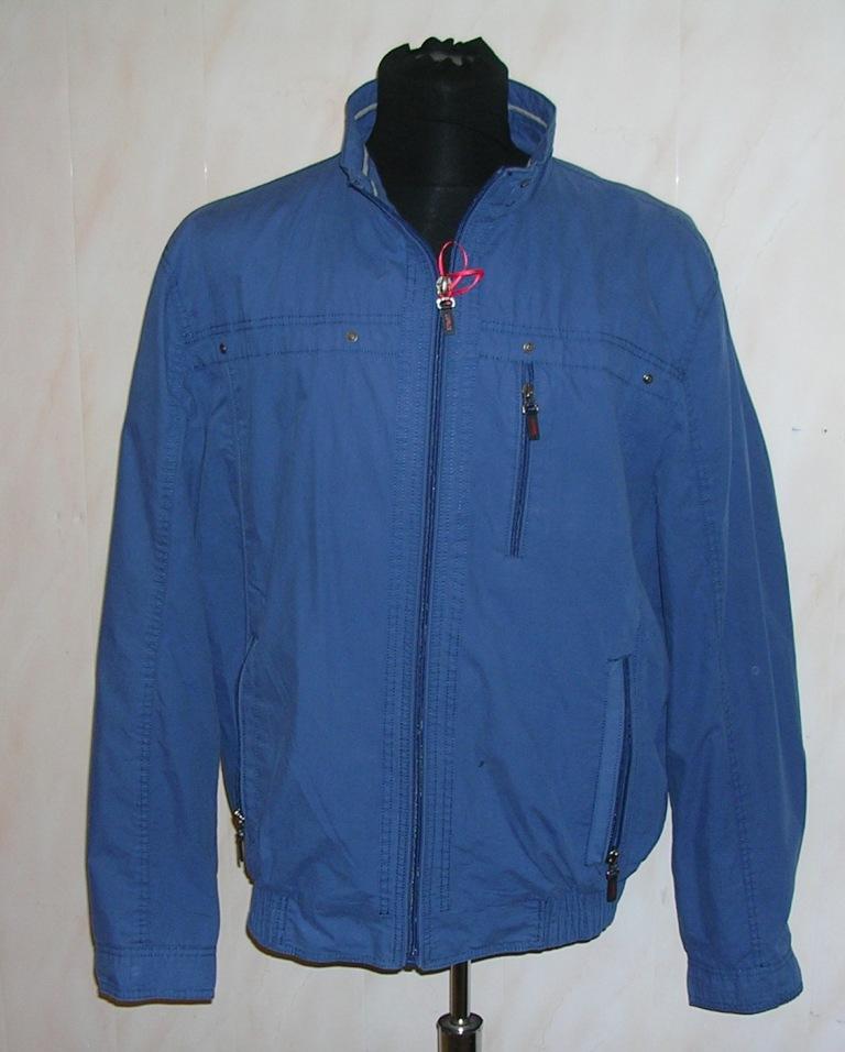 Куртки мужские, ветровки, сток, оптом
