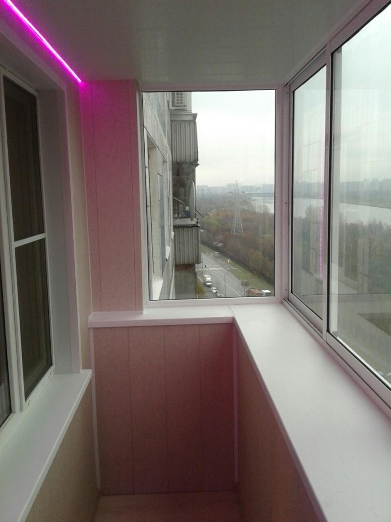 Остекление_утепление_отделка балконов и лоджий.