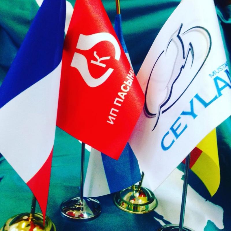 Срочное изготовление флагов