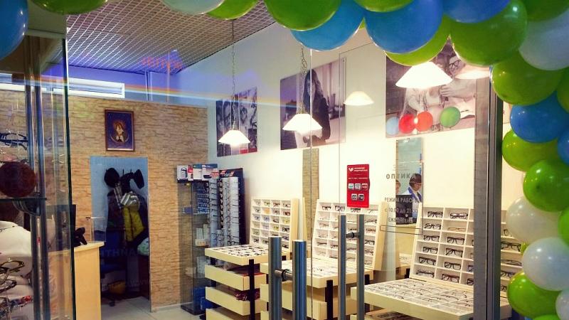 Готовый бизнес - Салон Оптики