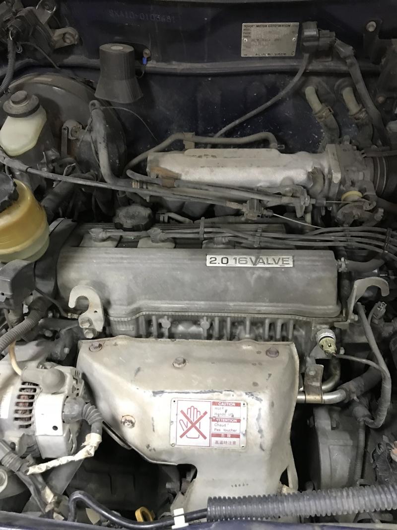 Покупаем неисправные двигателя и коробки передач.