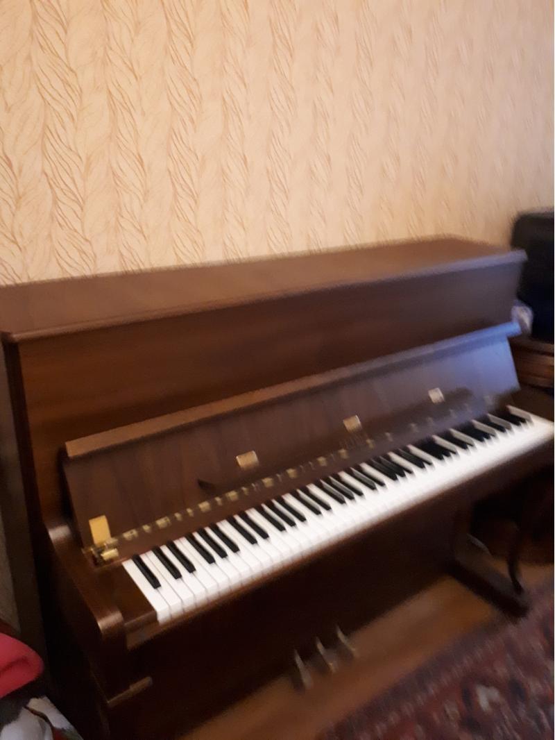фортепиано PETROF 118D1