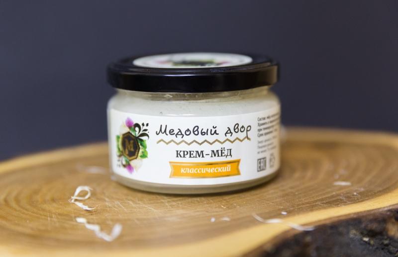 Крем-мед с Дальнего востока