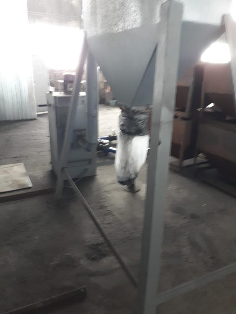 Агрегат для отсоса и улавливания пыли АОУМ-800.